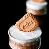 Biscoff Whipped Chocolate Ganache Cups