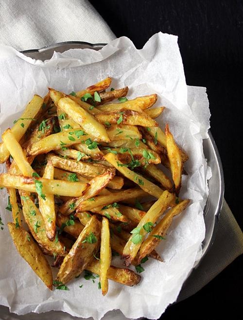 Crispy Oven Baked Fries