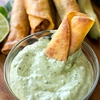 Zesty Chili-Lime Chicken Taquitos with Jack Cheese and Roasted Corn