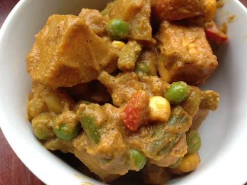 Navratan Korma – Nine Jewels in a Creamy, Robust North Indian Curry