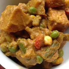 Navratan Korma – Nine Jewels in a Creamy, Robust North Indian Curry