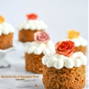 Mascarpone Clouds Mini Carrot Cake