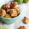 Garlic Lime Pretzel Bites
