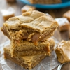 Caramel Peanut Butter Cookie Bars
