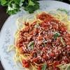 Slow Cooker Spaghetti Bolognese Sauce