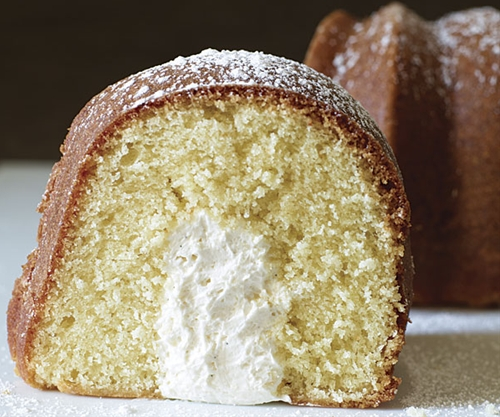 Twinkie Bundt Cake	Twinkie Bundt Cake - Fine Cooking Recipes, Techniqu
