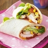 Chicken and Salsa Wrap