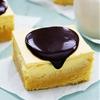 Boston Cream Pie Bars