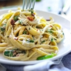 Creamy Sun-Dried Tomato and Spinach Pasta