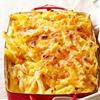 Three-Cheese Baked Mac