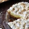 White Chocolate Coconut Cream Pie
