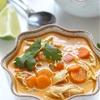 Slow Cooker Coconut Lime Chicken Soup
