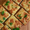 Cauliflower Crust Cheesy Garlic Bread Sticks