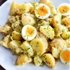 Potato Salad with Soft