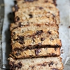 Chocolate Chip Coconut Flour Banana Bread (gluten free, paleo!)