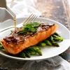 Honey Garlic Salmon (5 Ingredients, 15 Minutes)