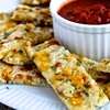 Cauliflower Cheesy Bread