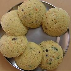 Godhumai (Wheat) Rava Idli