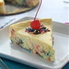 Cake Batter Cheesecake