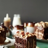 Chocolate Butterscotch Hazelnut Cake