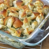 Creamy Spinach and Chicken Casserole