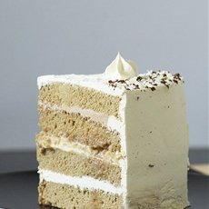 Vanilla Caramel Coffee Cake