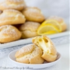 Lemon Crème Puffs ~Sweet & Savory by Shinee