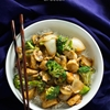 Ginger Chicken Stir-Fry with Broccoli