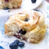 Blueberry Orange Sweet Rolls