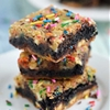Birthday Cake Remix Brownies