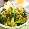 Ginger Sesame and Almond Broccoli
