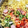 One-Pot Turkey Sausage and Noodles