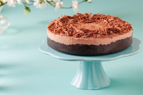 Frozen Mochachino Cheesecake
