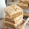 Maple Peanut Butter Bars