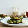 Broccoli and Quinoa Patties