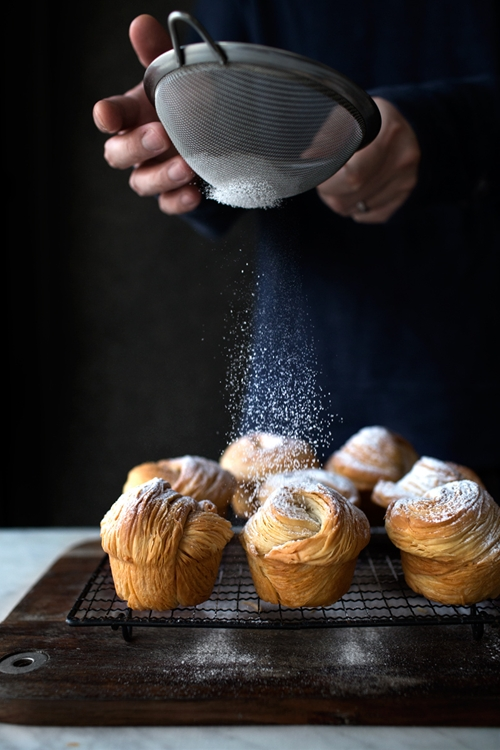 HOW TO MAKE CRUFFIN WITH PASTA MACHINE