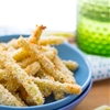 Crispy Oven-Baked Green Bean Fries