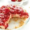 Vegan No Bake PB&J Pie