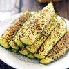 Easy Baked Parmesan Zucchini