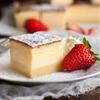 Magic 3 Layer Custard Cake