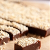Chocolate Coconut Caramels