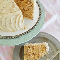 Brown Butter Pecan Cake