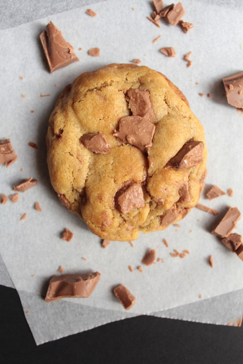 The Best Soft & Chewy Chocolate Chunk Cookies