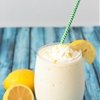 Frosted & Frozen Lemonade