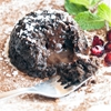Cheats Chocolate Molten Lava Cake done in microwave