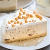 Pumpkin Spice Nutella Swirl Ice Cream Pie