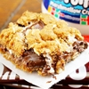 Gooey Oatmeal Smores Bars