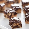 Dark Chocolate Ritz Bars