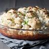 Greek Tomato and Cauliflower Bake (Gratin)