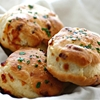 Garlic Cheddar Cheese Angel Biscuits